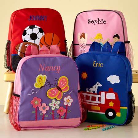 Personalized Kids Backpack, Available in 4 Styles - Walmart.com