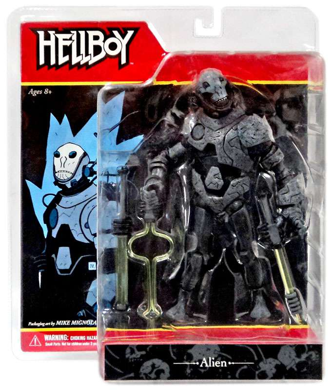 Hellboy Series 2 Alien Action Figure by