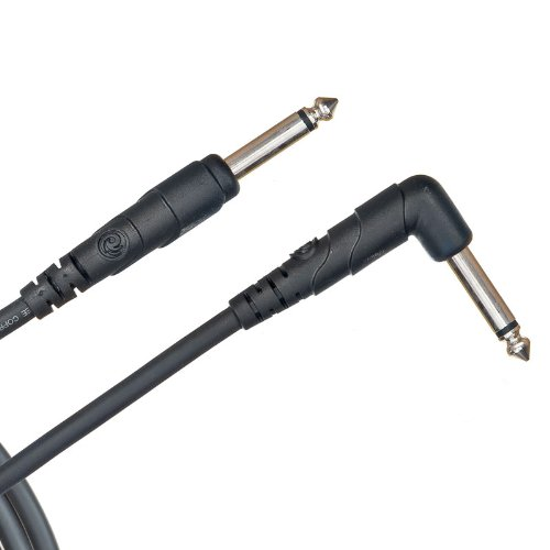10-Foot Classic Series 1 4-Inch Instrument Cable with Right Angle, In=Out Technology: Low... by