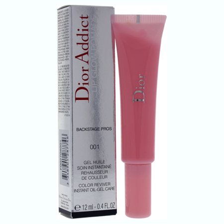 Dior Addict High Shine Lipstick - Dior Addict Lip Glow Pomade - # 001 Universal Pink by Christian Dior for Women - 0.4 oz Lip Glow