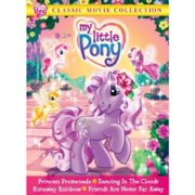 My Little Pony: Classic Movie Collection (Princess Promenade, Dancing In The Clouds, Runaway Rainbow & Friends Are Never Far Away) By Various Actor Director Rated NR Format DVD