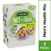 Planters NUT-rition Men's Health Recommended Mix 6 - 1.25 oz Bags