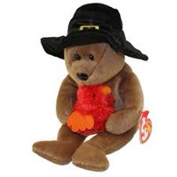 17ffa643bdf Product Image TY Beanie Baby - PLYMOUTH the Bear