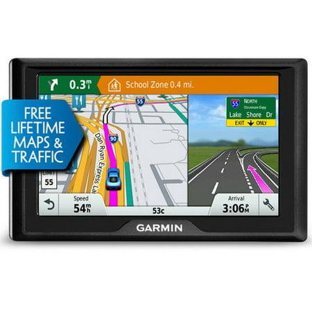 Refurbished Garmin 010-01532-06 Drive 50LMT US & Canada 5 Inch Touch Screen (Best Garmin 5 Inch Gps)