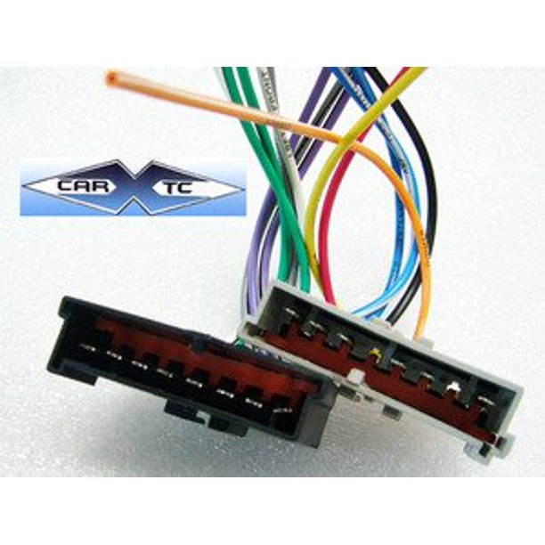 Stereo Wire Harness Ford Mustang 00 2000 (car radio wiring installation  parts) By Carxtc Ship from US - Walmart.com - Walmart.comWalmart