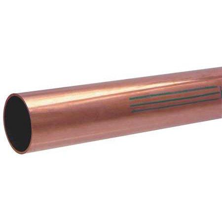 Mueller Industries Kh05002 Type K  Hard Length  5 8In  X 2Ft