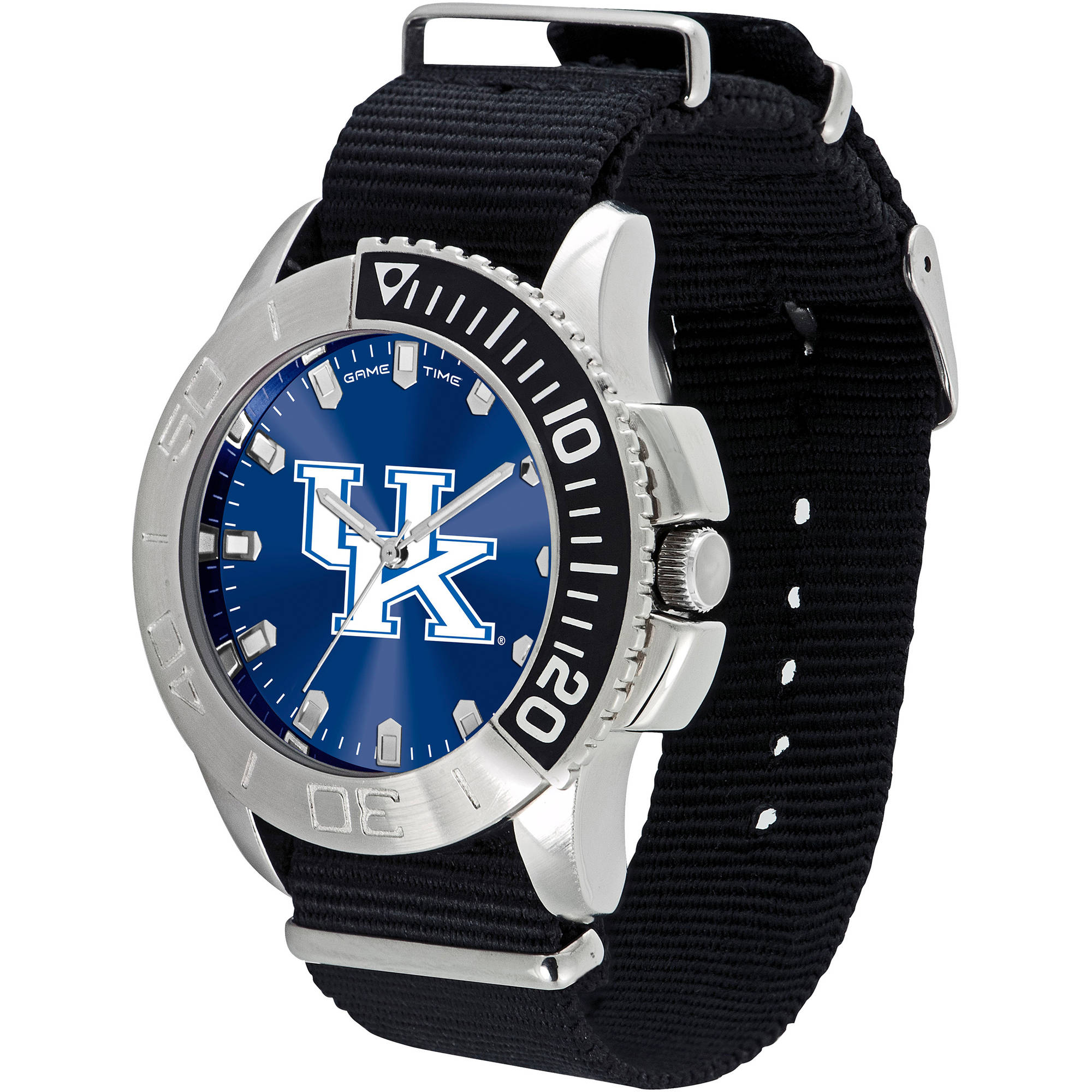 Game Time NCAA Men's University of Kentucky Wildcats Starter Series Watch