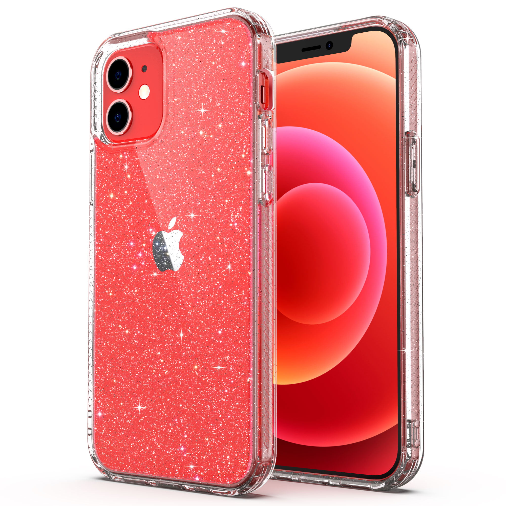Crystal Clitter Clear Case for iPhone 12 Pro / 12 / 12 ...