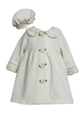 d5dcd2fdb Baby Girls Coats   Jackets - Walmart.com