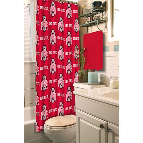 Ohio State University Decorative Bath Collection - Shower Curtain