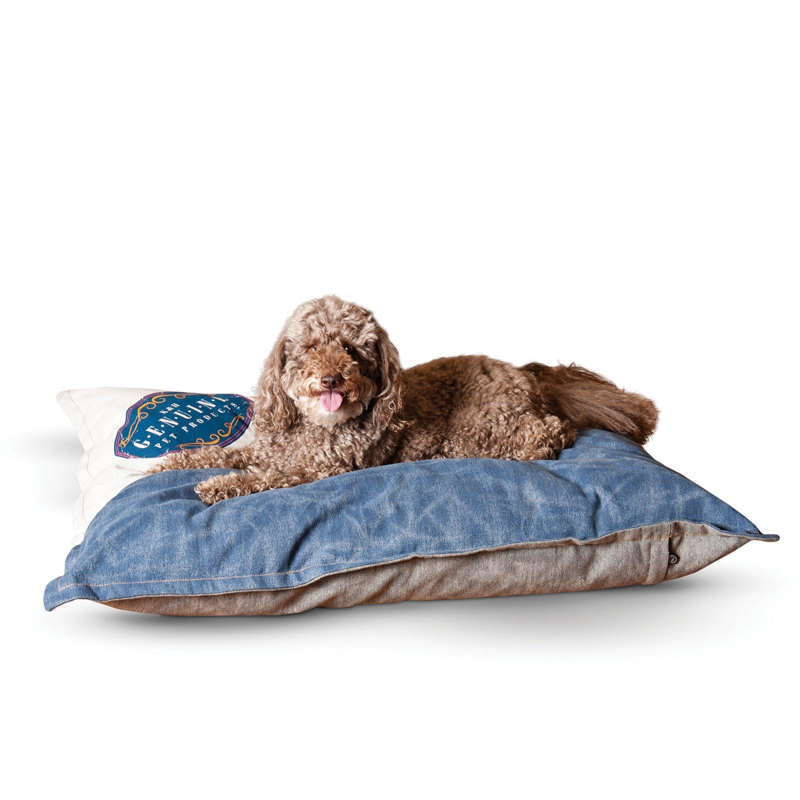"K&H Pet Products Genuine Logo Single-Seam, Blue/Grey, 28"" x 38"""