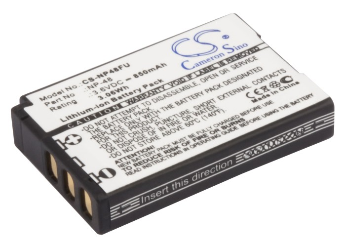 Cameron Sino 1050mAh Battery Compatible With Agfa DV-5000G, DV-5000Z, OPTIMA 1338mT, OPTIMA 2338mT, DV-5580ZAiptek... by Cameron Sino