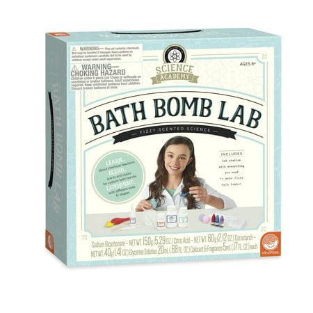 Science Academy: Science Academy Bath Bomb Lab - Academy Toys
