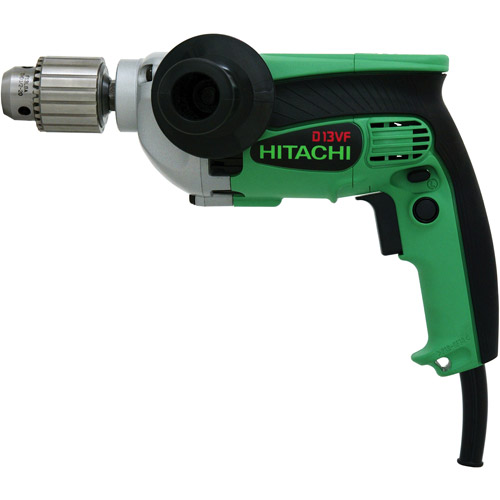 Hitachi D13VF 9.0-Amp 1/2 in. Corded Drill