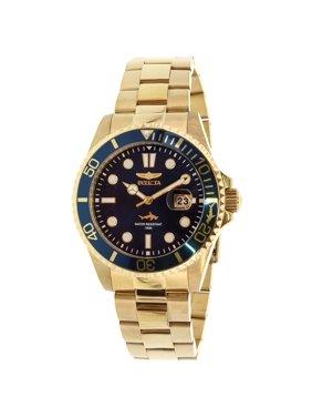 Invicta Men's Pro Diver 30024 Gold Stainless-Steel Japanese Quartz Diving Watch