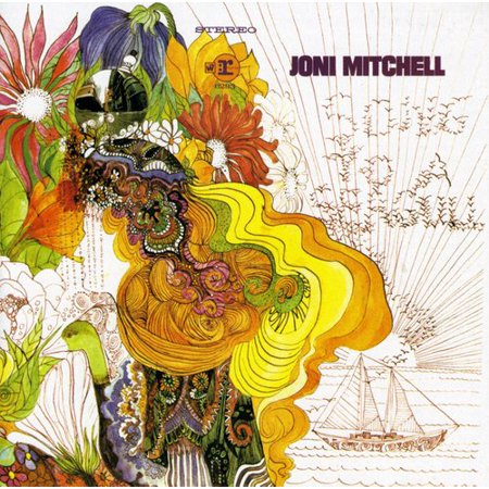 Joni Mitchell (Aka - Song to a Seagull) (CD)](A Halloween Songs)