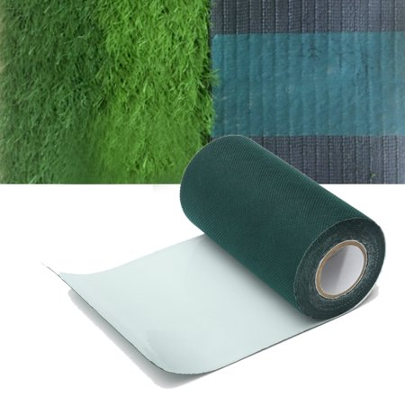 Artificial 5mx15cm Grass Green Joining Fixing Turf Tape Self Adhesive Lawn Carpet Seaming ,Artificial Grass Tape, Grass Joining