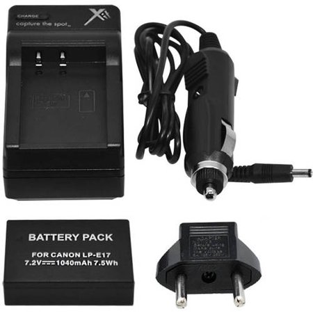 Xit Replacement Battery For Canon Lp E12 Walmartcom