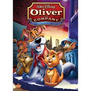 Oliver and Company (20th Anniversary Edition) (DVD)