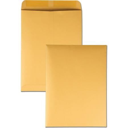 Quality Park, QUA41467, Kraft Catalog Envelopes, 100 / Box, Kraft