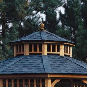 Handy Home San Marino 12 ft. - Two Tier Gazebo Roof
