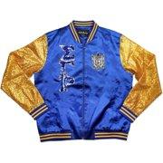 Big Boy Sigma Gamma Rho Divine 9 S2 Ladies Sequins Jacket [Royal Blue - S]