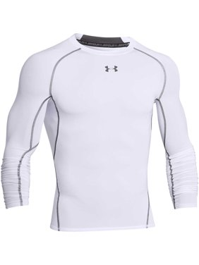 Under Armour Heat Gear L/S Compression Shirt ( 1257471 )