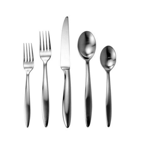 David shaw silverware splendide mandra 20 piece flatware set - Splendide cutlery ...