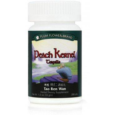 Plum Flower- Peach Kernel Teapills- ( Tao Ren Wan )