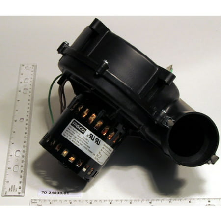 Protech 70-24033-01 Induced Draft Blower with - Induced Draft Blower Assembly