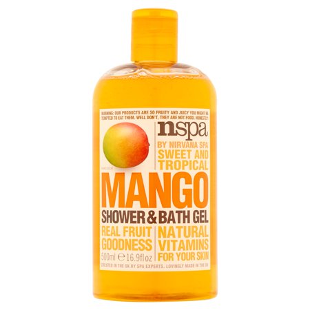Sweet and Mango Tropical Gel douche et bain 169 fl oz