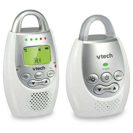 VTech DM221, Audio Baby Monitor, DECT 6.0, Vibrating Sound Alert
