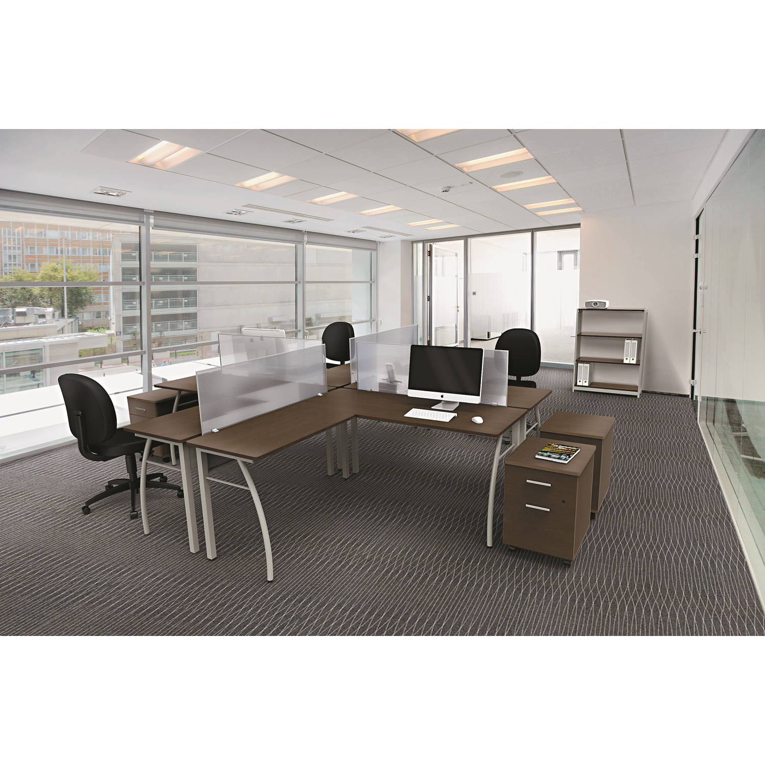 Trento Line Office Suite by Linea Italia