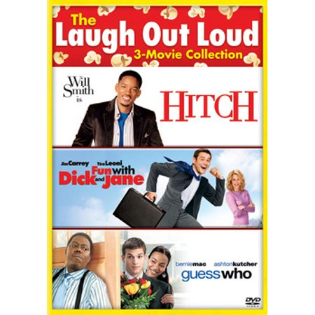 Fun with Dick & Jane / Guess Who / Hitch (DVD) for $<!---->