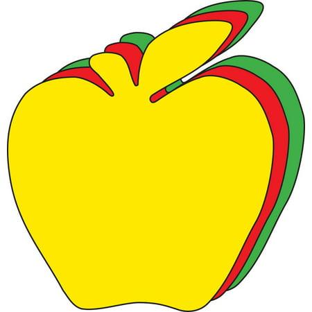 Large Tri Color Cut-Out - Apple](Apple Cut Out)