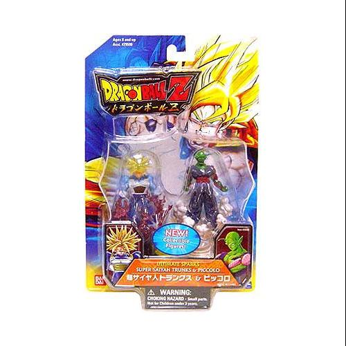 Piccolo Dragon Ball (Dragon Ball Ultimate Sparks Super Saiyan Trunks & Piccolo PVC Figure)
