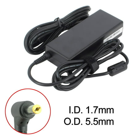 BattPit: New Replacement Laptop AC Adapter/Charger for Acer TravelMate 433ELC, 1ACYZZZTN96, 2528089, 6506101, ADT-PA1350, PA-1650-02G1, QND1MIHZZZTA47 (19V 4.74A 90W) - image 1 of 1