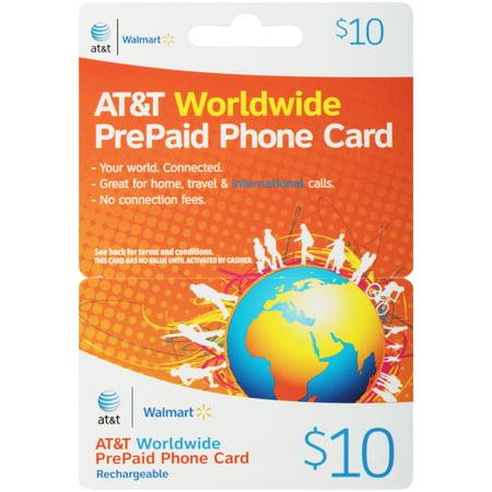 At & T At&t Prepaid International