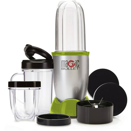 Magic Bullet, 11-Piece, Green