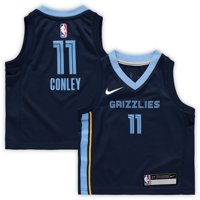 e05e548aa10 Product Image Mike Conley Memphis Grizzlies Nike Toddler Replica Player  Jersey Navy - Icon Edition