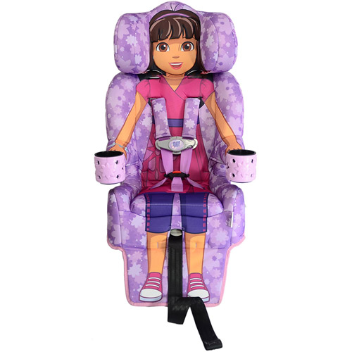 KidsEmbrace Nickelodeon Dora and Friends Combination Harness Booster Car Seat by KidsEmbrace