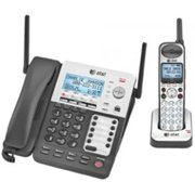 ATT-Vtech 80-7959-00 SynJ SB67138 4-Line Corded   Cordless Phone