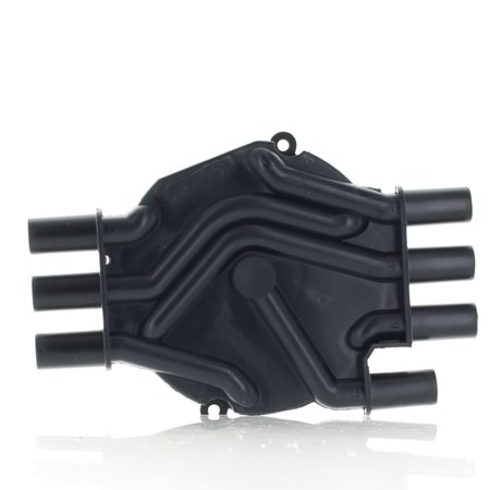 Volvo Penta New OEM Marine Ignition Distributor Cap, V6 EFI, - Marine Ignition