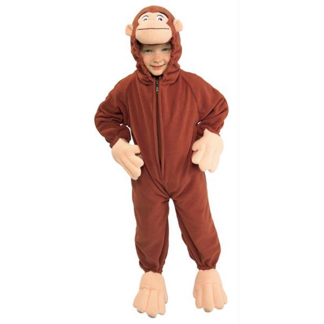 Curious George Toddler by SupriseItsMe