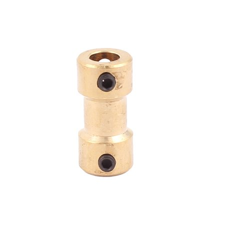 3mm To 5mm Copper Diy Motor Shaft Coupling Joint Connector