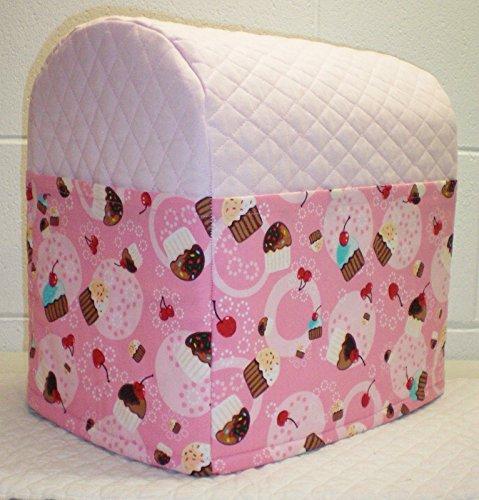 Pink Cupcake KitchenAid Artisan Mini 3.5-Qt Tilt-Head Mixer Cover (Pink)