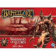 BattleLore:2E:Warband of Scorn Army Pk BT04