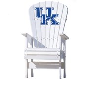 NCAA High Back Chair by Key Largo Adirondack - Kentucky Wildcats