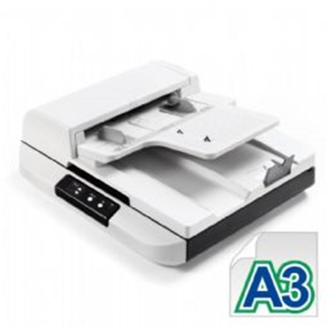Avison 000-0784-01G Color Duplex 50ppm & 100ipm CIS 600dpi A3 Flatbed & ADF Scanner