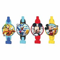 Mickey Mouse 'On the Go' Blowouts / Favors (8ct)